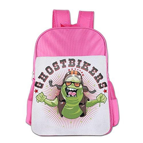 UFBDJF20 Fashion Slimer Children's Schoolbag Pink - Pink Domo Costumes