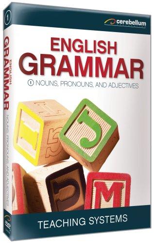 Teaching Systems Grammar Module 1: Nouns, Pronouns, and Adjectives