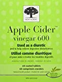New Nordic Inc Apple Cider 600 (60 Tablets)