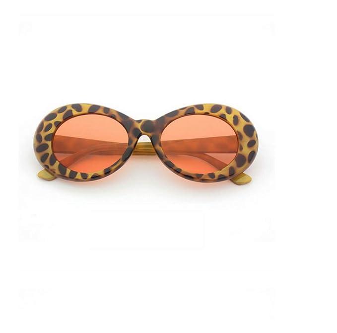 Ljtao Hombres Mujeres Clout Gafas Gafas Uv400 Gafas De Sol ...