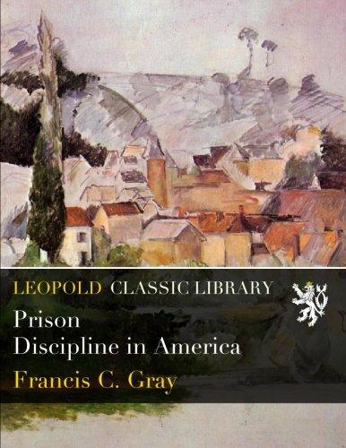 Download Prison Discipline in America pdf