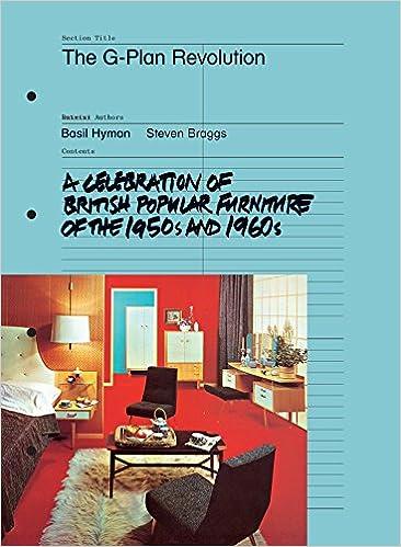 Buy The GPlan Revolution A Celebration Of British Popular Simple British Interior Design Plans