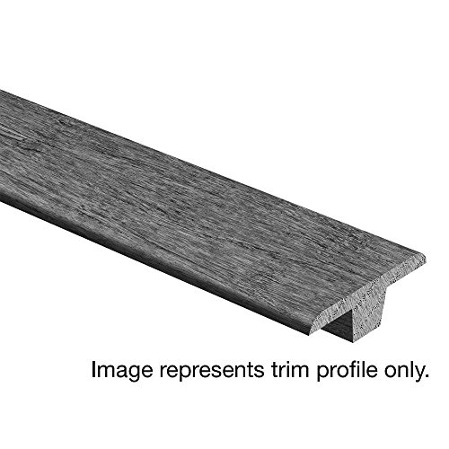 Cocoa Acacia 3/8 in. Thick x 1-3/4 in. Wide x 94 in. Length Hardwood T-Molding