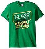 OVB Men's Colorado Rocky Mountain High Short Sleeve T-Shirt