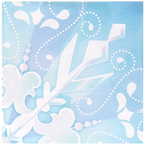 Snowflake Winter Wonderland Lunch Napkins (20)]()