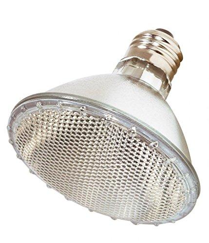 (Pack Of 6) 60PAR30/FL 120V - 60 Watt High Output (75W Replacement) PAR30 Flood Short Neck - 120 Volt Halogen Light Bulbs by KOR (Image #1)