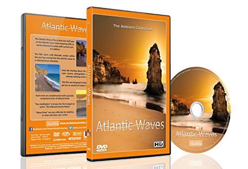 Beach DVD Atlantic Scenery Meditative product image