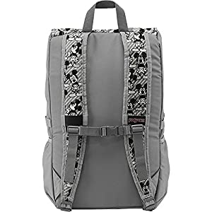JanSport Unisex Disney Hatchet Grey Rabbit Mickey Sketch Backpack