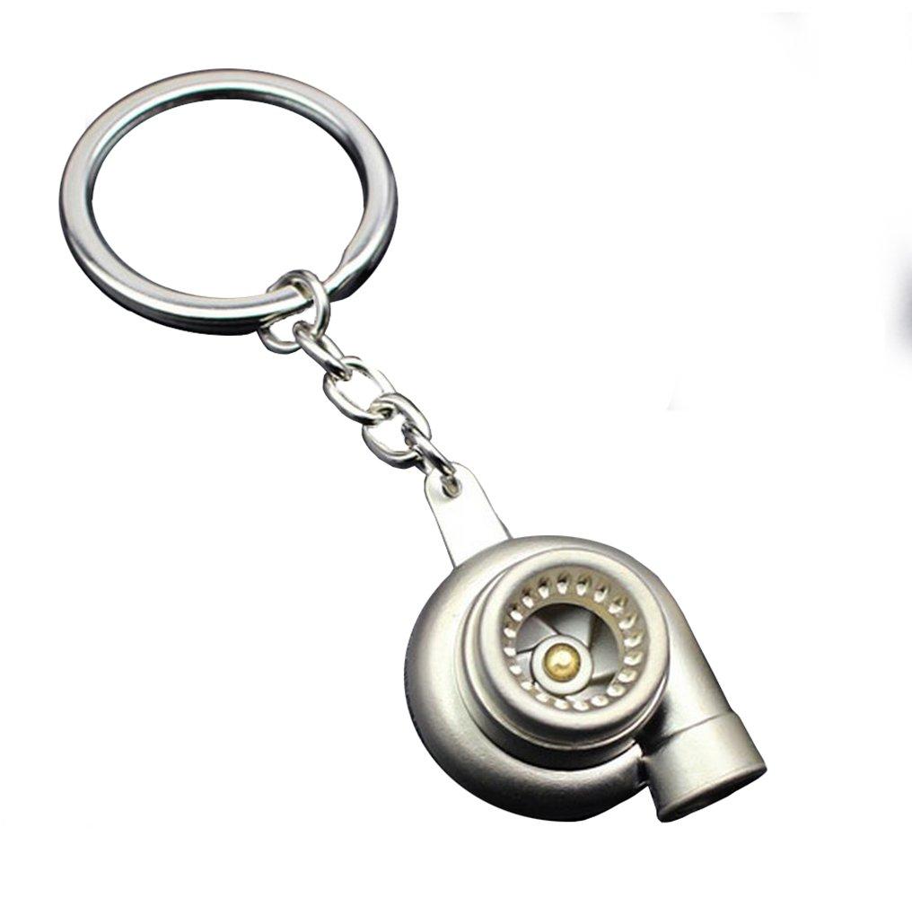 Coche Turbo Silbar Soplador Keychain Llavero para hombres ...
