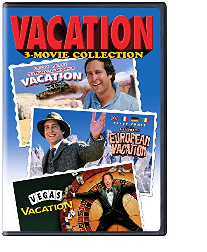 National Lampoon's Vacation Collection - Chevy Chase Dvd Collection