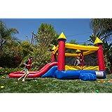 JumpOrange Duralite Kiddo Jump N' Slide Water Combo
