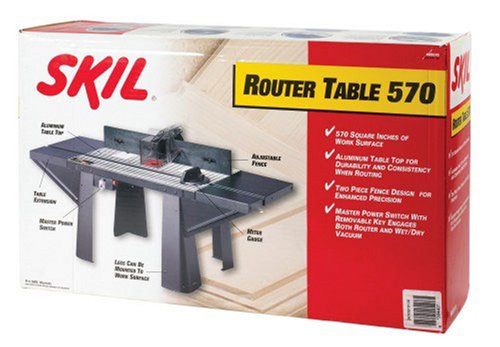 SKIL RAS570 Router Table (Router Table Folding)