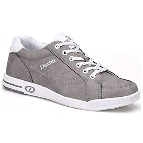 2725590ed82bff Dexter Womens Kristen Bowling Shoes- Dove Grey