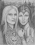 Elric and Cymoril - Original