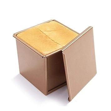 Pan molde como un cubo Multi utilizar con Goldene antiadherente difícil de deformieren amplificación Tecnología Toast Box: Amazon.es: Hogar