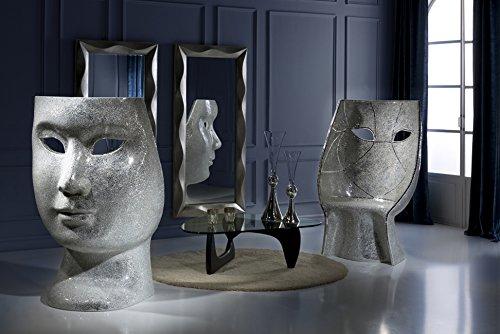 Sillones Modernos Decorativos : Modelo MASCARA: Amazon.es: Hogar