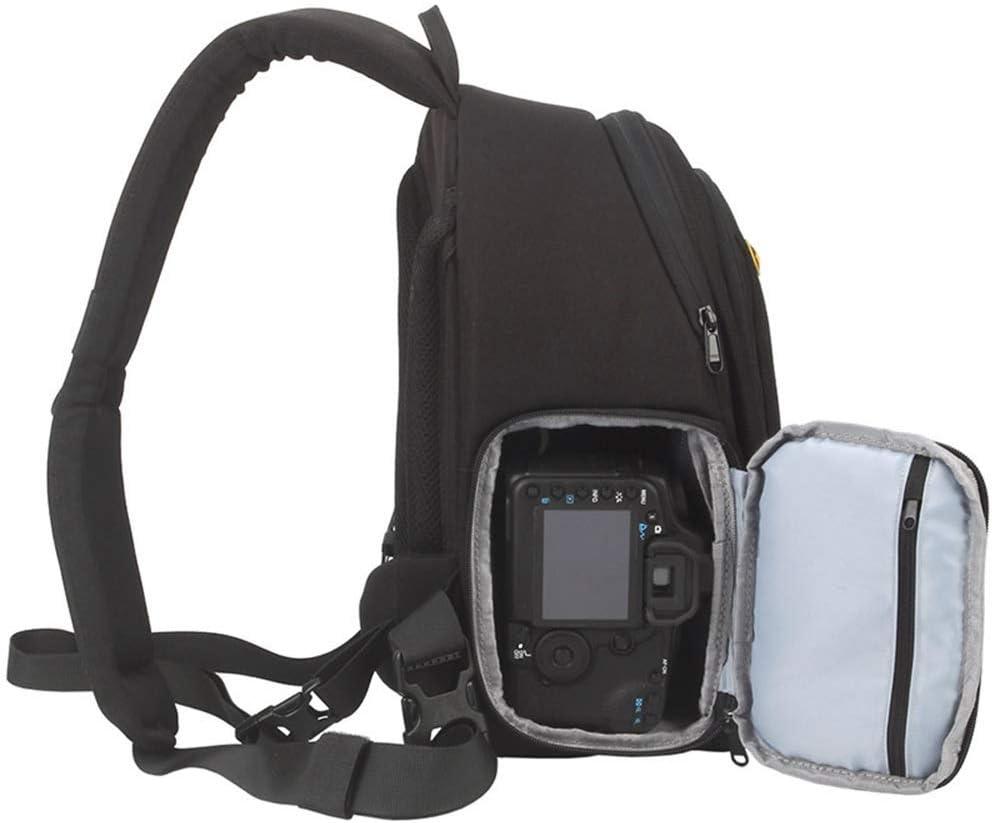 Multi-Functional SLR Camera Bag Professional Nylon Material Camera Bag Photo Bag Green Size 23 X 16 X 36cm Sports Backpack