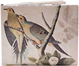Audubon Birds Sound Wallet - Plays Bird Calls Every Time You Open It - By The Unemployed Philosophers Guild