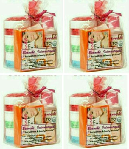 4 (Pack) Beauche Set by Beauche