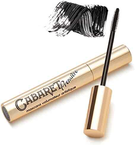 Classic French Mascara - Cabaret Première by Vivienne Sabó. Cruelty Free. Length, Volume, and No Clump formula. Rich Black Color. 0.3 fl. oz.