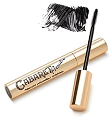 THE STAR OF THE SHOW - the legendary CABARET PREMIÈRE mascara by Vivienne Sabó. Giving your lashes artistic, show-stopping volume has never been so easy! The light and elastic formula makes them dramatically full. The unique Hytrel plastic br...