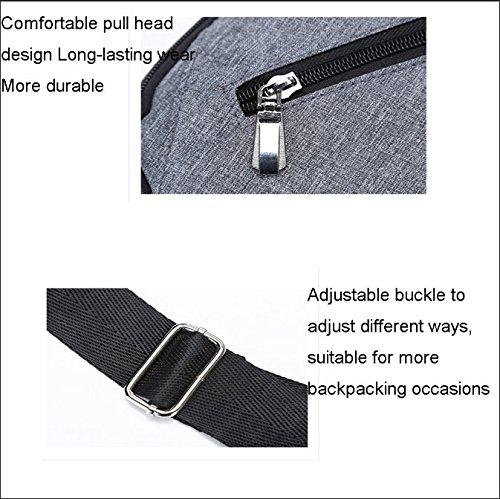 ZHANG Bag Brust Schulter Messenger Bag Dreieck Rucksack Erwachsenen Oder Kinder Outdoor-Bike Reisen Klettern Mehrzweck-Rucksack