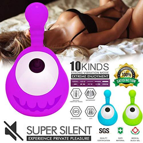 sex 95 uova 51 femminile di millimetri salto Toys Big verde Sex vibrazione Bi Viola Amore Amore di Frutta Eye 50 motore CLOOM Mostro uova toys B1TFBd