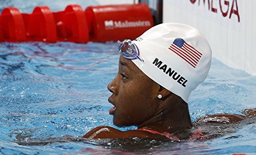 Simone Manuel Sports Poster Photo Limited Print Sexy Celebrity USA Olympic Swimmer Athlete Size 8x10 #3
