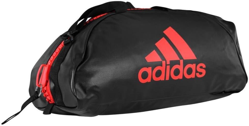 adidas Sac de Sport Convertible Noir et Rouge