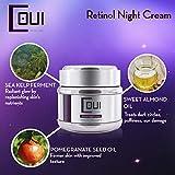 RETINOL Night Cream Face Moisturizer Anti Aging