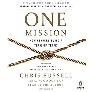 One Mission Audiobook