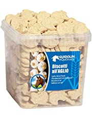 EQUISNACK Biscotti all'Aglio, 2.5 kg