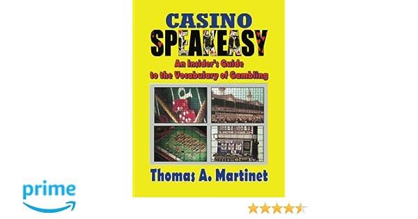 Gambling terms martinet gambling.com online