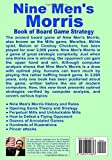 Nine Men's Morris Book of Board Game Strategy: For
