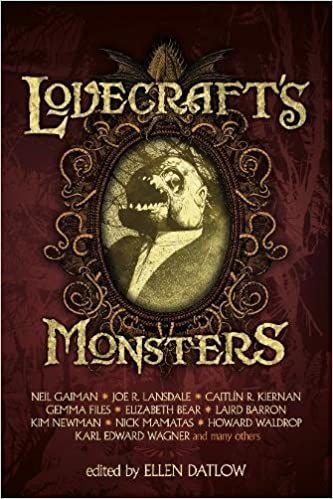 Image result for lovecraft's monsters book cover
