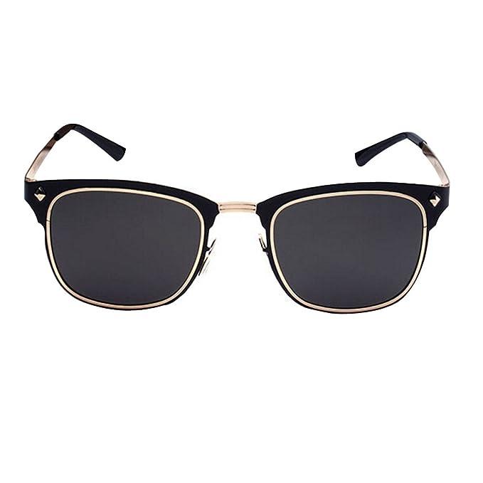 Personality Weibliche Modelle Sonnenbrille Bunte Reflektierende Metallfolie Sonnenbrille UV Sonnenbrille,BlueBox