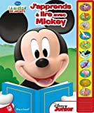 La Maison de Mickey - J'Apprends à lire avec Mickey