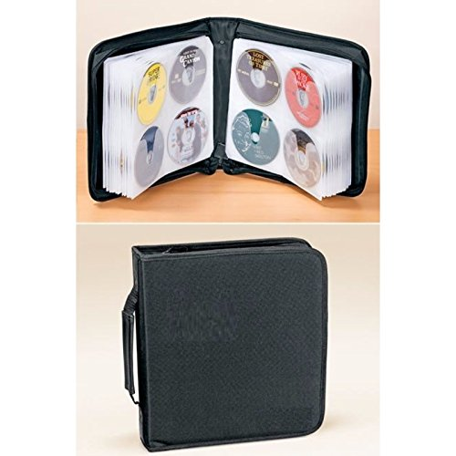 32 CD and DVD Holder Case (Disc Gamecube Blank)