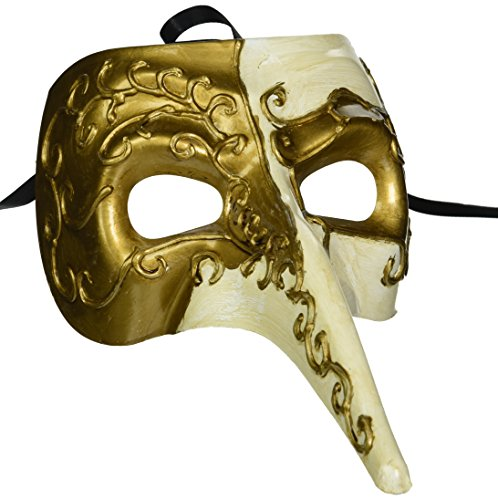 Beistle 54208 Long Nose Mask ()