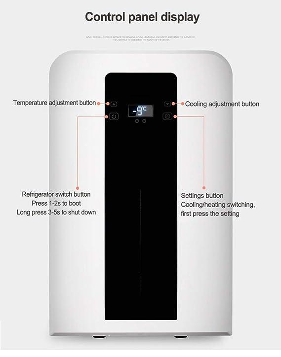 WFFH Portable Compresor del Refrigerador del Coche, Refrigerador ...