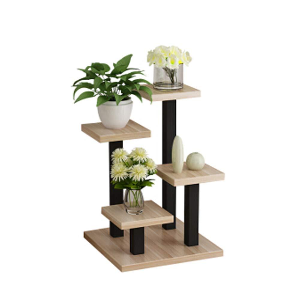 nessun minimo Plant Stands- Basamento di Fiore Fiore Fiore Piccolo Basamento di immagazzinaggio Multifunzionale della cremagliera di immagazzinamento del Vaso del Basamento di Fiore -25.6  25.6  35cm  vendita calda online