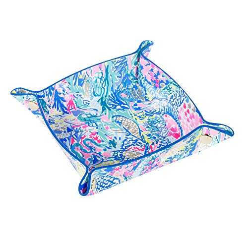 Lilly Pulitzer Women's Jewelry Organizer Valet (Mermaids Cove) from Lilly Pulitzer