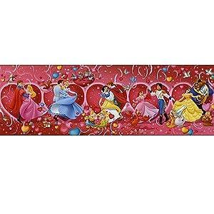 Puzzle 1000pz Clementoni Disney Panorama Princess