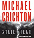 State of Fear  Audiobook by Michael Crichton Narrated by George Wilson