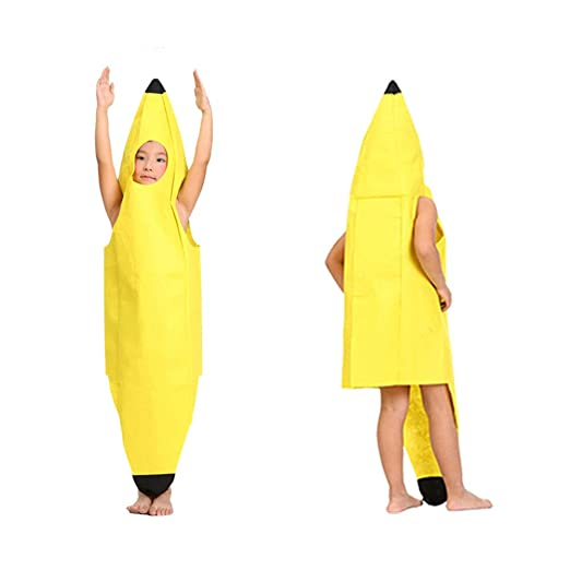 Schimer Disfraz de plátano Disfraz de Adulto Disfraces de ...