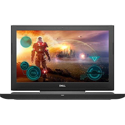 "Dell Inspiron 15.6"" Laptop Intel Core i5 8GB Memory NVIDIA GeForce GTX 1060 256GB SSD Matte Black I7577-5265BLK-PUS"
