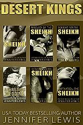 Desert Kings Boxed Set: The Complete Series Books 1-6