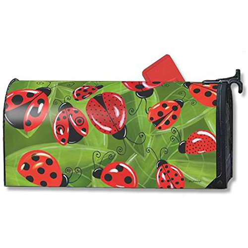 Studio M Mailbox Cover MailWrap (Lucky Ladybugs) by Studio M