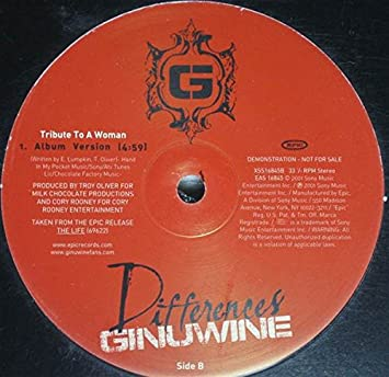 Download Ginuwine Differences Download Audiomack PNG