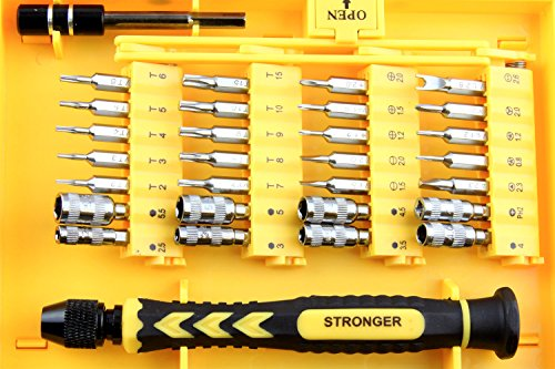 LB1-High-Performance-New-Tools-Kit-for-Kindle-Fire-HD-Multipurpose-38-Piece-Precision-Screwdrivers-Repair-Tool-Set